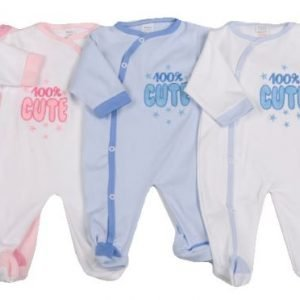 100% cute sleepsuit (3-12lbs)