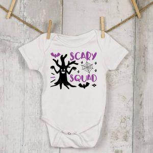 scary squad vest