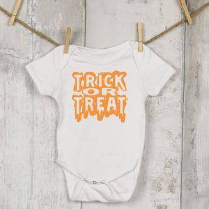 Trick Or Treat Orange Vest