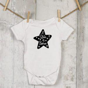 Premature, Baby A Star Is Born Vest