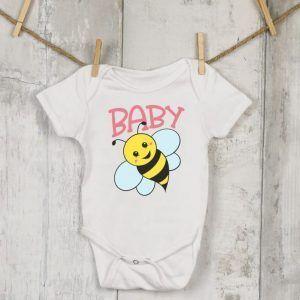 Tiny, Baby Bee Vest