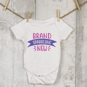 Brand Sparkling New Vest