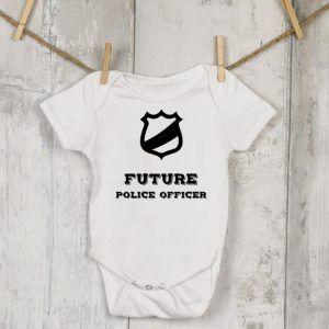 future police officer vest
